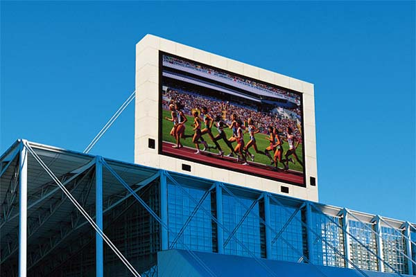 sports stadium led display