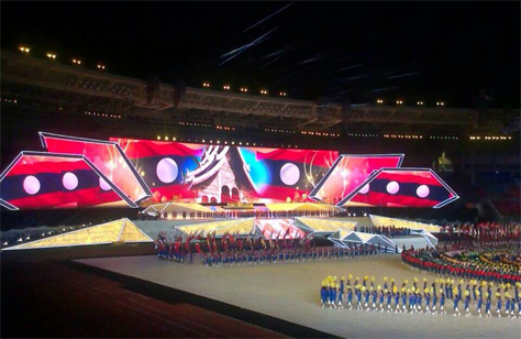 P4 LED Screen for The 27th southeast Asian games
